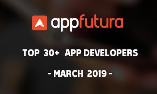 top 30+ App Developers
